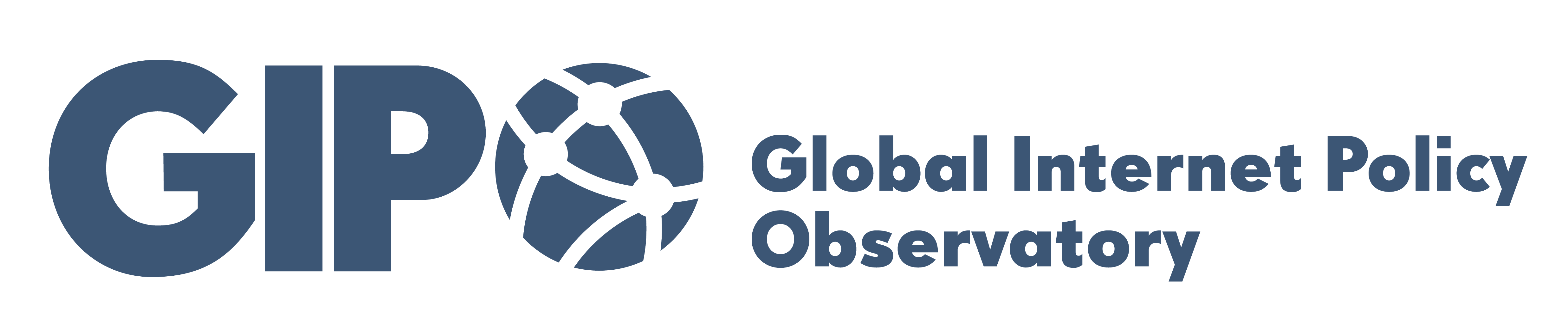 Global Internet Policy Observatory logo