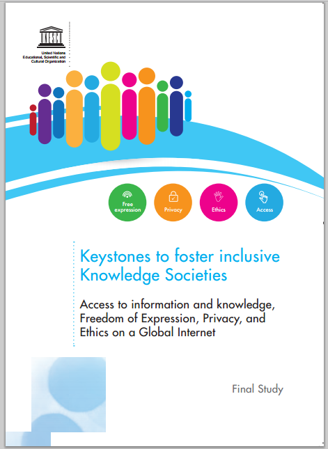 Keystones to Foster Inclusive Knowledge Societies - Cover Page