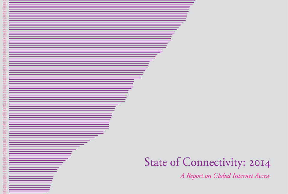 Study about The State of Global Connectivity
